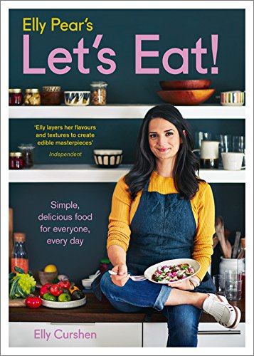 Elly Pear's Let's Eat! by Elly Curshen